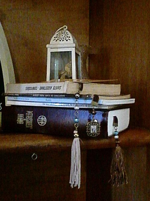 Marcador de Livros,cilicio,Cilicios para penitencia, igreja católica romana,disciplina