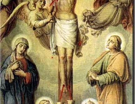 MILAGROSA ORAÇÃO DOS 7 PAI-NOSSOS EM HONRA ÁS SANTAS CHAGAS DE JESUS