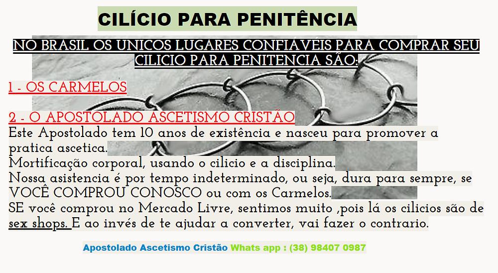 Cilicio para penitencia CILICIO PARA PENITENCIA