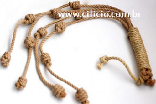 Disciplina, chicote usada  pela ordem franciscana, cilicio,Cilicios para penitencia, igreja católica romana,disciplina