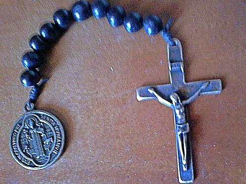 Dezena de terço,cilicio,Cilicios para penitencia, igreja católica romana,disciplina