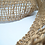 Cilicio tecido rustico