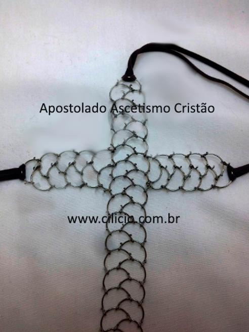 cruz cilicio, cilicio, penitencia
