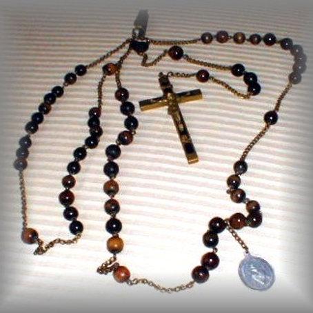 Rosário de cintura cilicio Terço rosário cilicio disciplina cilicio,Cilicios para penitencia, igreja católica romana,discipli