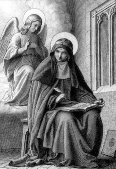 cilicio penitencia quaresma Santa Brigida