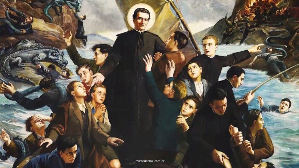 Cilicio e Disciplina ,Dom Bosco e o uso do CILICIO