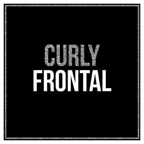 WHAT FRONTAL?- Frontal - Curly