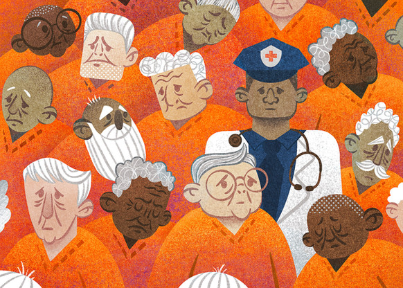 The Oldest Problem in American Prisons