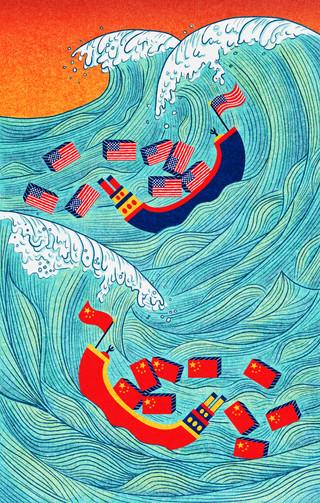 US & China Trade War