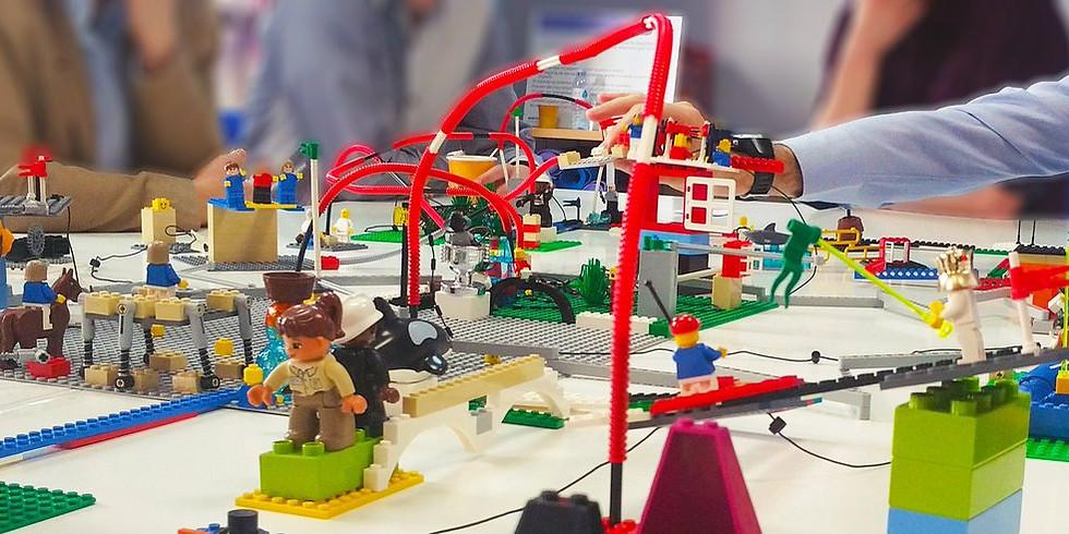 Taller de Liderazgo con LEGO Online (En Vivo con Daniel)