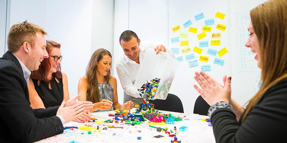 "Taller de Liderazgo:""Construyendo factores clave para potencializar mi liderazgo"". (Limitado a 12 participantes)"