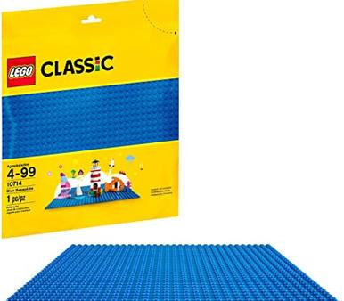 LEGO Juego Creativo: Base Azul Classic (10714)