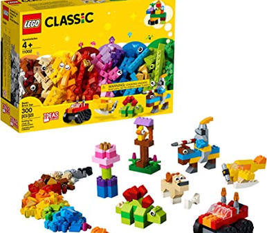 Kit de construcción LEGO Classic (300 Piezas): Bricks Básicos (11002)