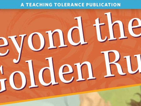 "Parenting Book: ""Beyond the Golden Rule"" by Dana Williams"