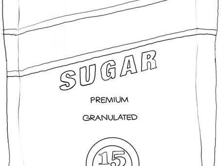 March 1, 2020: Borrow the Sugar