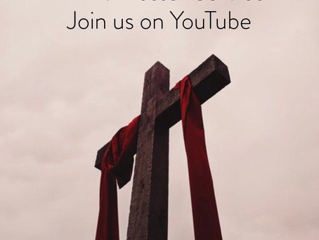 He is Risen! Easter YouTube Service