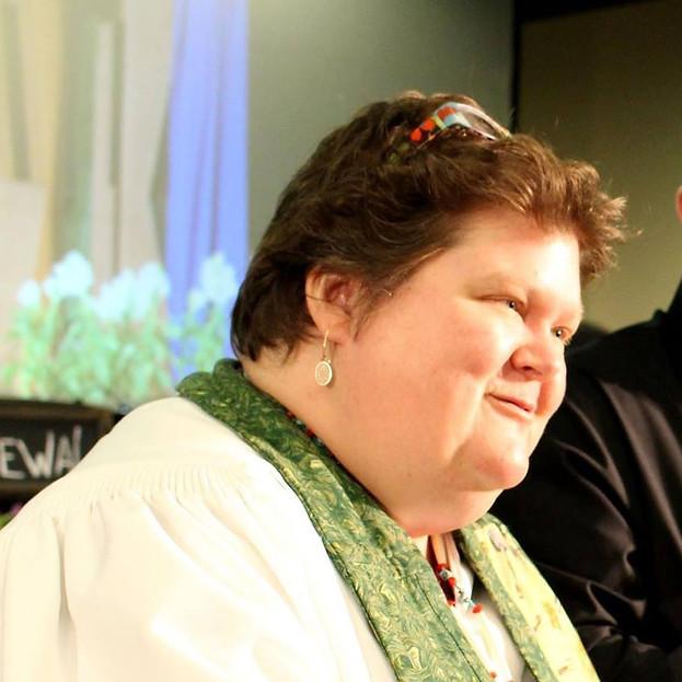Pastor Margaret Gillikin