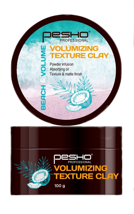 VOLUMIZING TEXTURE CLAY