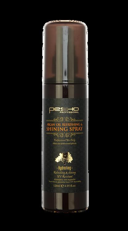 ARGAN OIL REFRESHING & SHINING SPRAY