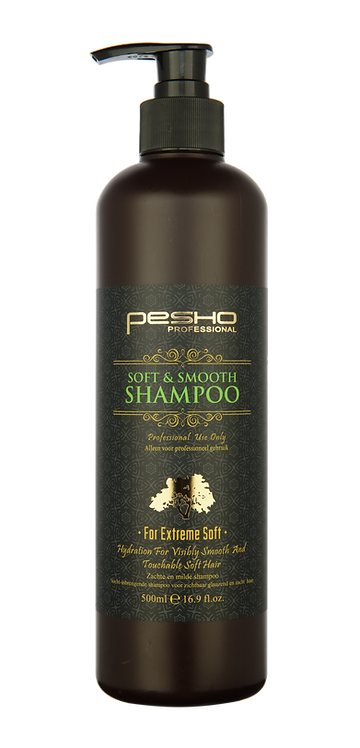 SOFT & SMOOTH SHAMPOO