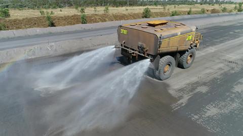 CAT 785 Water Truck