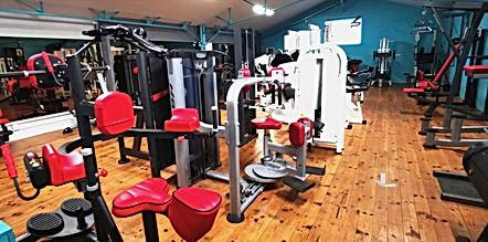 Salle de musculation VitaForme Tonneins côté machines 2
