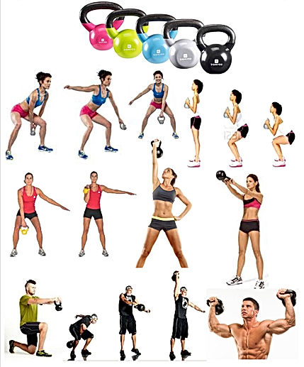 powerbell kettlebell gym fitness