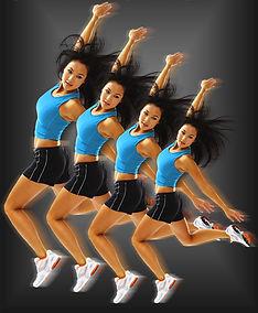 cardio-burn fitness gym cardio