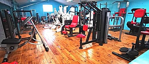 Salle de musculation VitaForme Tonneins côté machines