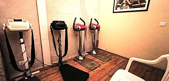 massage vibrant sangles de massage