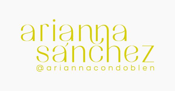 Arianna logotipo 2
