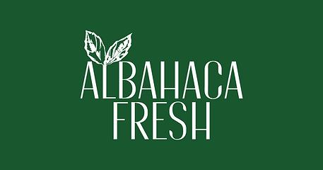Albahaca Fresh Logotipo