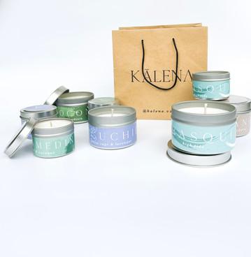 Kalena - velas aromáticas