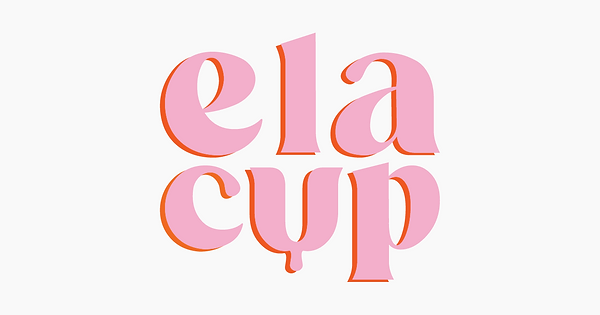 Logotipo Ela Cup