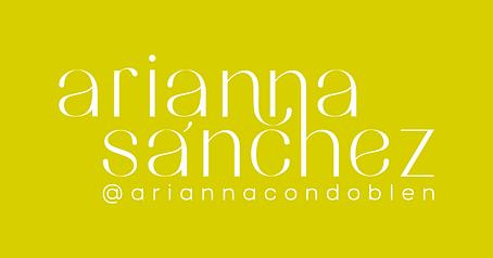 Arianna Sánchez logotipo