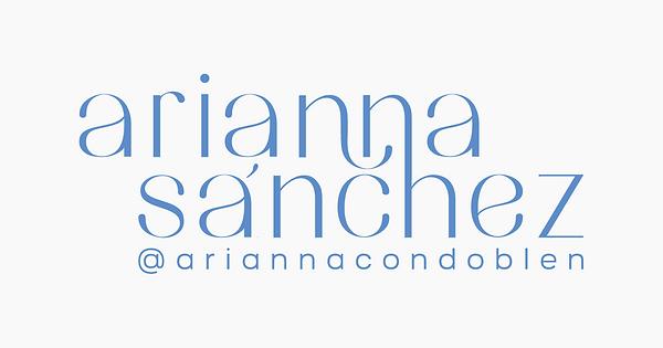 Arianna logotipo 3