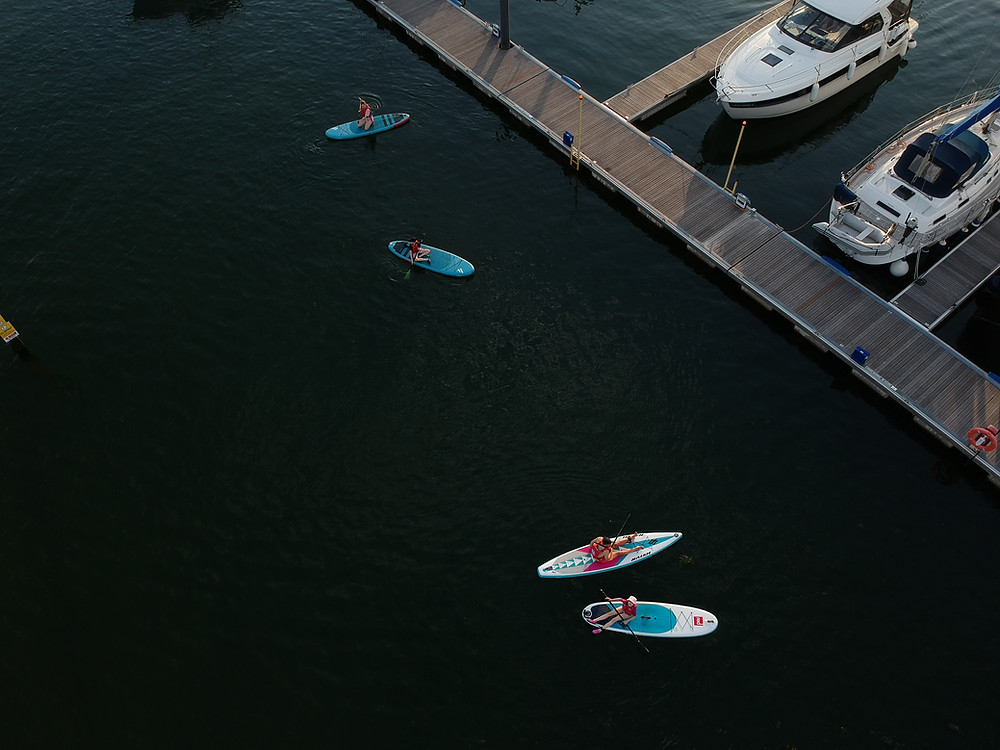 SUP Hire at The Paddle Centre
