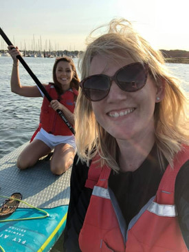Paddle Centre Members