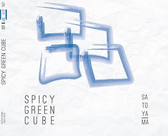Spicy Green Cube, copertina.jpg