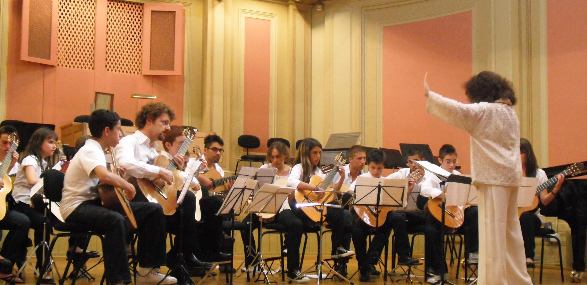Concerto Festa della Musica Ginevra 2010
