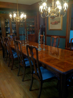 Classic Dining Room Chairs