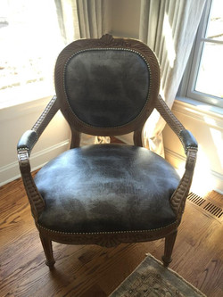 Chair with Nails