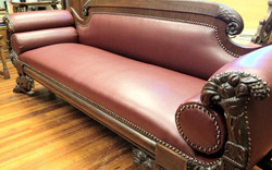 Antique Sofa with Nails