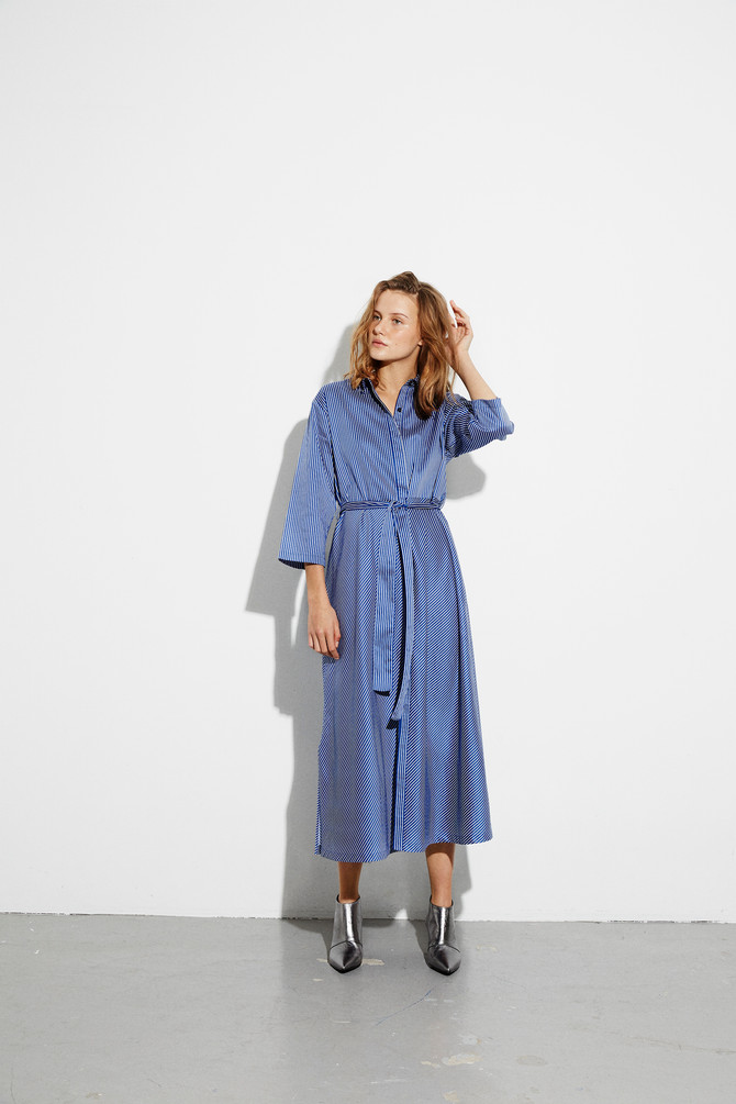 WRAPPED ROBE