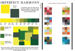 Imperfect Harmony & Color Meaning