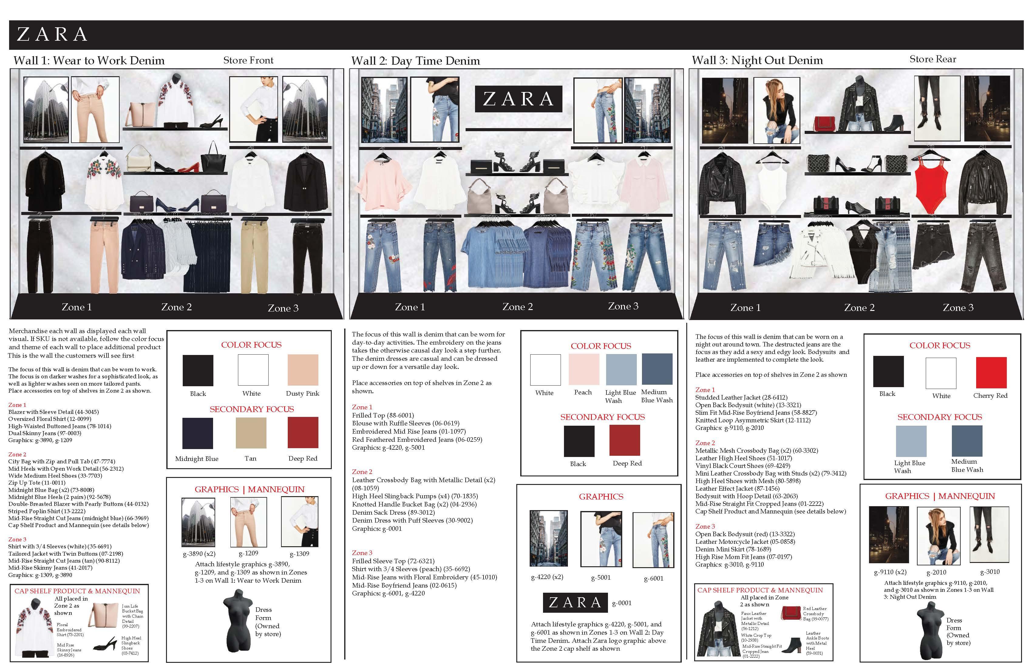 Zara Wall Directive