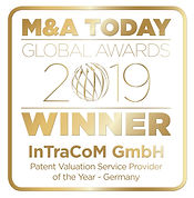 M&A Today Global Awards 2019 logo_InTraC