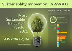 """Sustainability Innovation Champion"": InTraCoM verleiht patentbasierten Nachhaltigkeits-Award 2021"