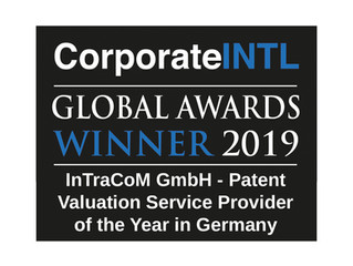Two more awards in 2019 for InTraCoM GmbH