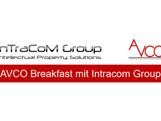 POSTPONED: AVCO Breakfast with InTraCoM Group